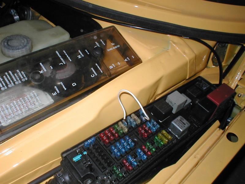 1984 saab 900 engine fuse box diagram wire data u2022 rh coller site saab 900 turbo fuse box Saab 900 Engine